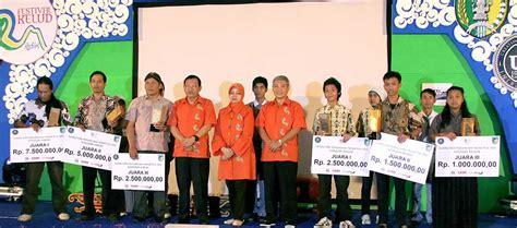 film dokumenter nasional suara media nasional penganugerahan pemenang lomba film