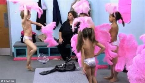dance moms girls in bikinis dance moms hits a new low girls as young as eight wear