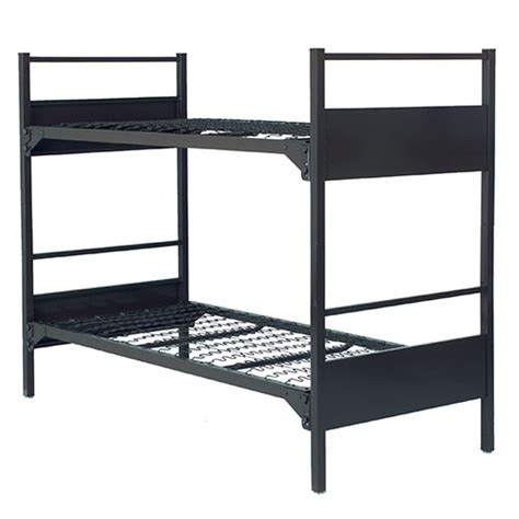 army bunk beds army bunk bed model 5000 bunk beds american bedding mfg