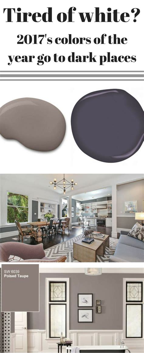 trending colors for home decor best 25 color trends ideas on 2017 colors
