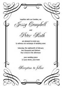 printable invitation templates 1000 ideas about invitation templates on