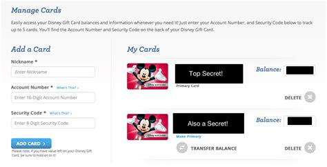 Disney Gift Card Transfer - paying your way managing disney gift cards touringplans com blog