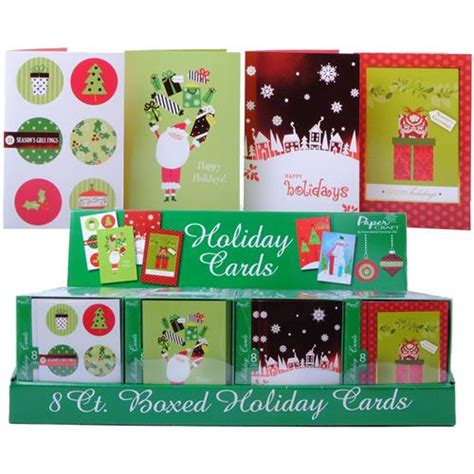 discount boxed cards wholesale boxed cards 6 assorted in a counter