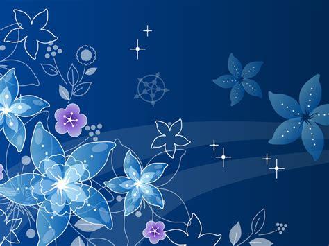 Septembre 2013 Mod 233 Les Th 233 Mes Et Pr 233 Sentations Flower Blue Patterns Ppt Backgrounds