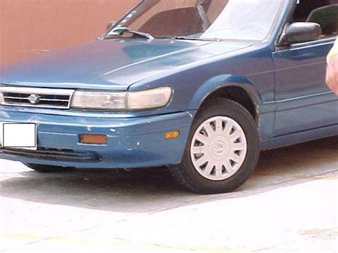 1991 nissan stanza nissan stanza 41px image 3