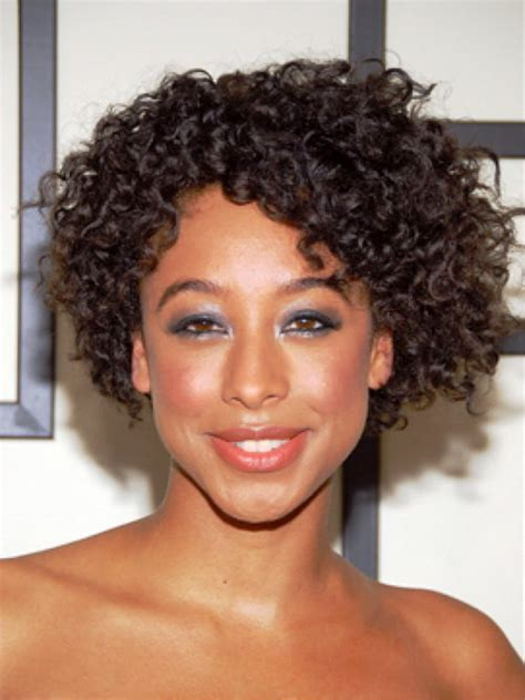 short hairstyles natural curly hair hairstyles ideas
