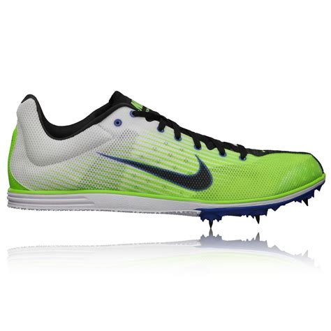 cheap spiked running shoes deck nike zoom rival d 7 running spikes mens white nik6872
