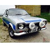 MK1 FORD ESCORT RS2000 GENUINE COLLECTORS CAR MEXICO MK2