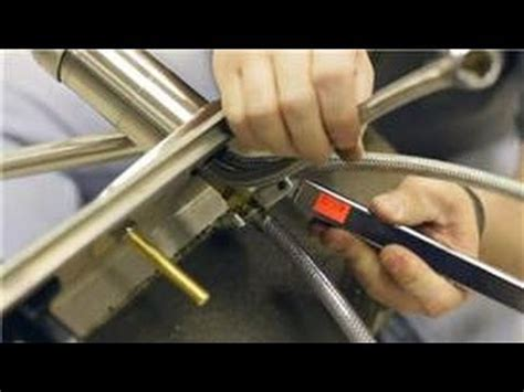 How To Remove A Delta Kitchen Faucet by Kitchen Sink Faucets How To Repair Kitchen Spray Hoses