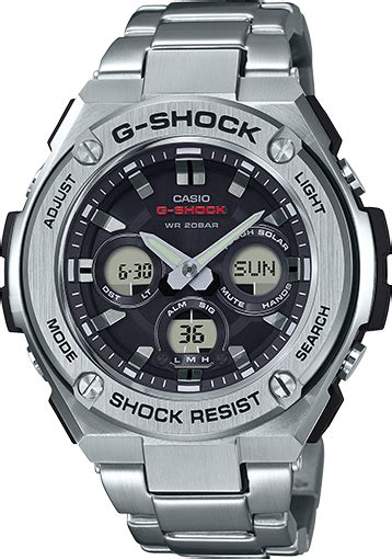 Now On Model Jam Tangan Sport Casio Gshock Premium D Limited 1 gsts310d 1a g steel mens watches casio g shock