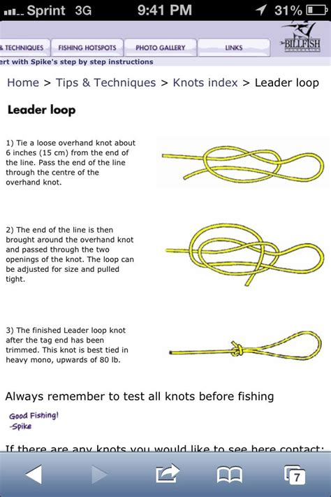 good boat knots 33 best angelknoten fishing knots images on pinterest