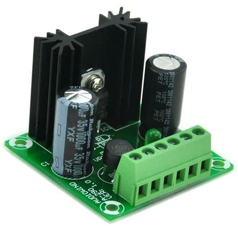 Kia7909pi Ic Negative Regulator 9v 1a 9v dc negative voltage regulator module board based on 7909 ic 9v 1a ebay