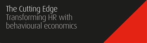 Mba Behavioral Economics by Department Of Economics Middlesex
