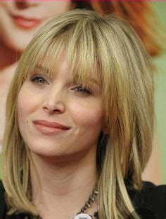 bangs and age age 55 female hair style piecey medium haircut for women