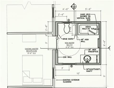 ada restroom floor plans residential ada bathroom floor plans quotes