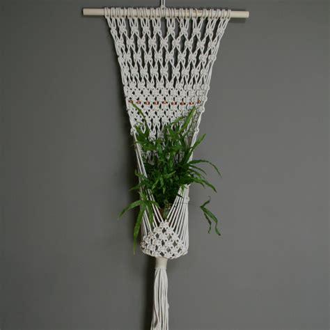 Macrame Plant Hangers - macrame plant hanger patterns images