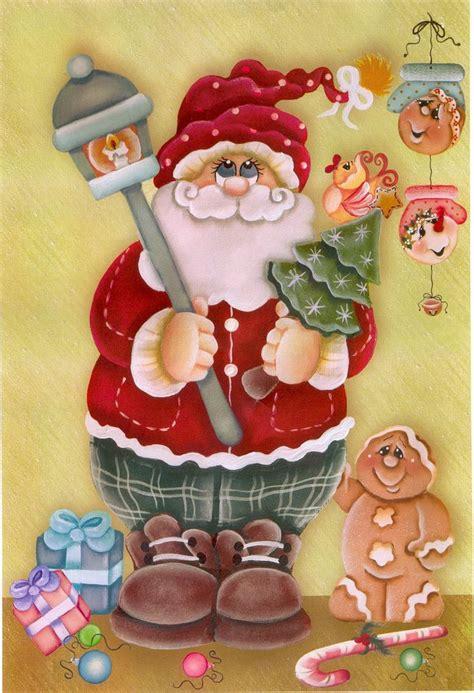 revista ideas de navidad de los setentas y ochentas m 225 s de 1000 ideas sobre pintura en tela navide 241 a en