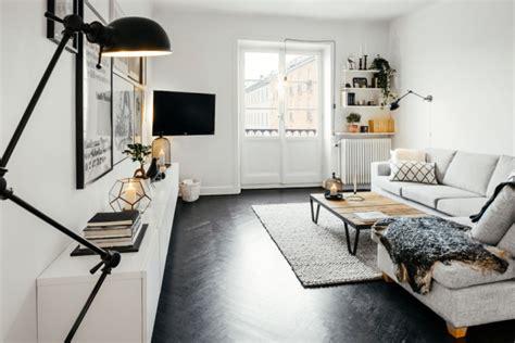 stoere l woonkamer woonkamer met stoere scandinavische inrichting