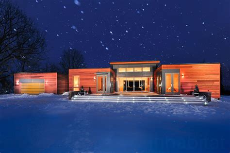 photos blu homes opens east coast s first prefab photos blu homes opens east coast s first prefab