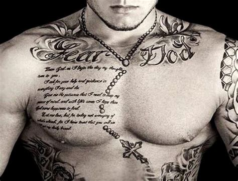 chain tattoos for men 9 wonderful chain neck tattoos
