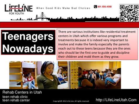 Detox Centers In Utah by Rehab Centers In Utah Teenagers Nowadays
