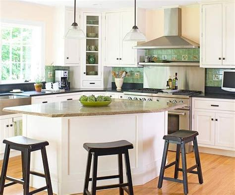 kitchen triangle with island update your kitchen on a budget