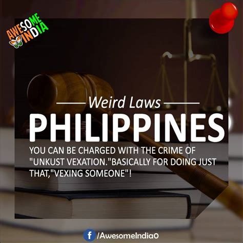 Strangest Laws In The World by 24 Laws Around The World Oddmenot