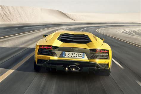 Lamborghini Aventador Horsepower Lamborghini Reveals The 730 Hp Aventador S And You
