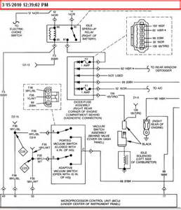 2010 jeep wrangler wiring diagram i need a wiring diagram for a 1989 wrangler islander model ignition system