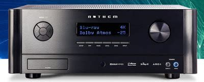 audio network home theater receiver review