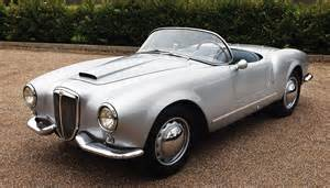 Lancia Aurelia Spider 1955 1956 Lancia Aurelia B24 Spider Specifications