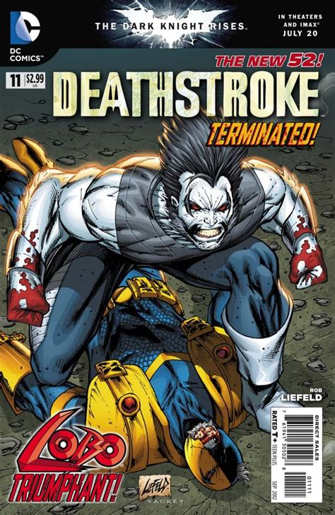 in the blood metahuman files volume 4 books image deathstroke vol 2 11 cover 1 jpg green arrow wiki