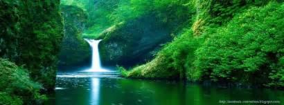 couverture paysage cascade d eau photo et image