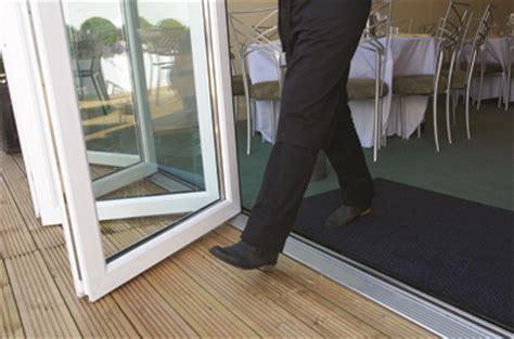 Low Threshold Patio Doors Liniar Doors Trade Glazed Doors Suffolk