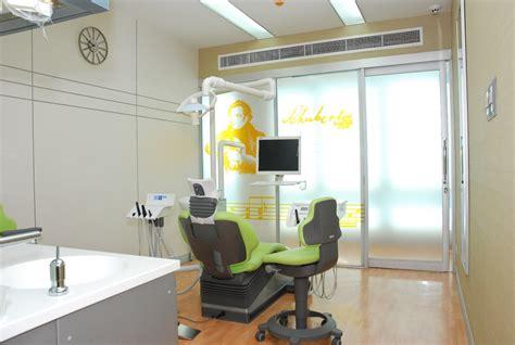 Idea Interior Design asavanant dental clinic bangkok thailand dental interior