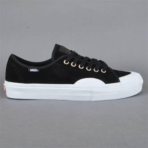 Rubber Black White vans av classic rubber skate shoes black white skate