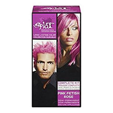hair color remover cvs splat hair color complete kit pink