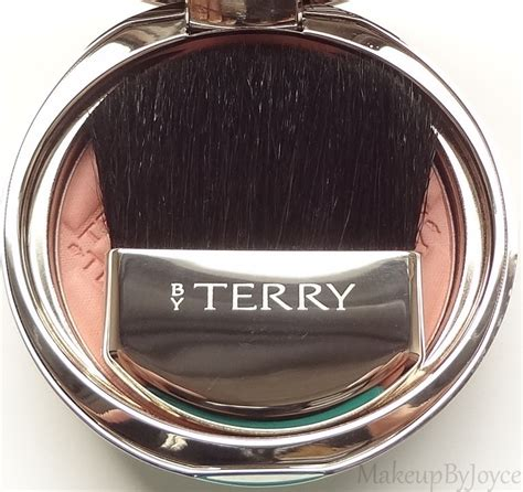 by terry blush terrybly ultimate radiance blush 101 sexy plum 55g makeupbyjoyce review swatches by terry blush