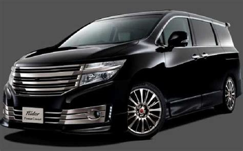 2019 Nissan Elgrand by 2019 Nissan Quest Review Changes And Price