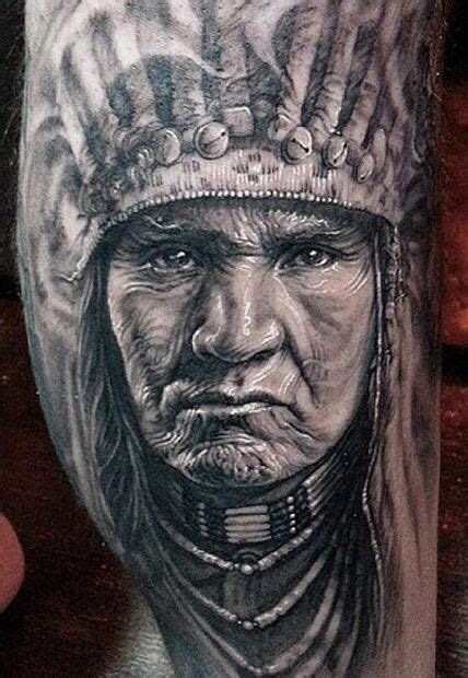 apache tattoo designs indian i like