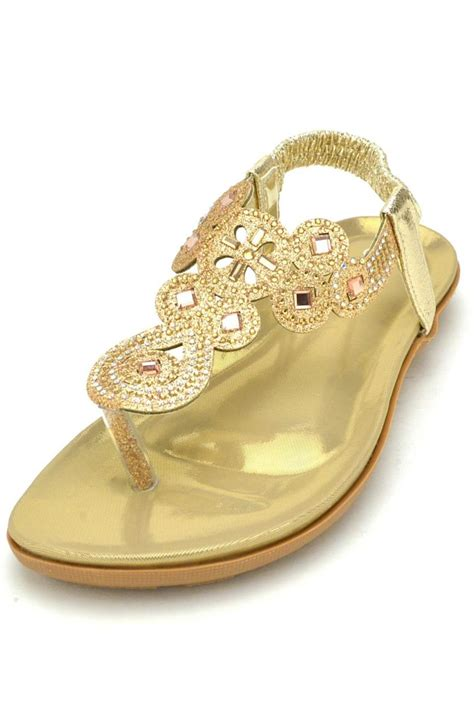 gold sparkly sandals dodo glitter gold sandals from california by that s cherry
