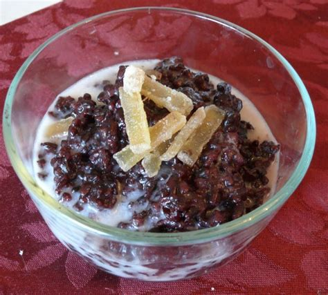 black rice pudding black rice pudding recipe dishmaps
