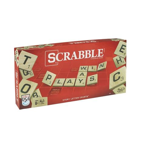 Scrabble Raise The Classic