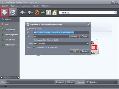 tutorial youtube converter tutorial youtube video converter tutorial mediavatar