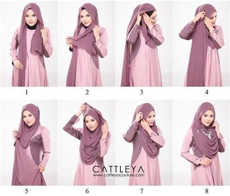 Syari Mira by 5 Cara Pakai Tudung Ala Mira Filzah