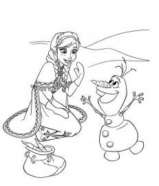 frozen olaf coloring amp coloring book