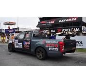 Isuzu D MAX No99 In Pro Racing Series 2013 Round 3