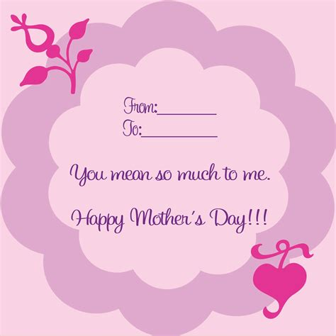 mother day card 6963809 mothers day cards