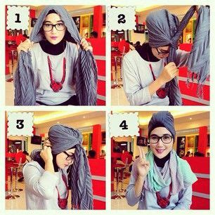 tutorial hijab turban you tube turban tutorial turbantes exuberantes pinterest