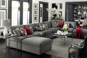 gray furniture living room bassett furniture 187 gray living room white walls dark